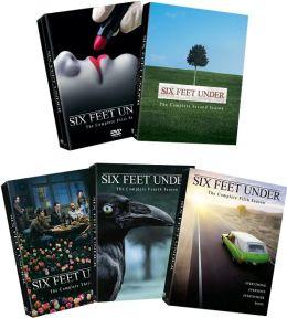 Six Feet under: Complete Seasons 1-5