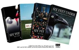 Six Feet under: the Complete Seasons 1-4