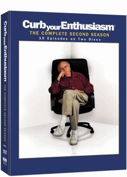 Curb Your Enthusiasm - The Complete Second Season