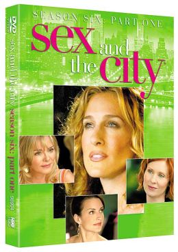 Sex and the City - Sixth Season, Part 1