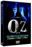 Video/DVD. Title: Oz - The Complete Second Season