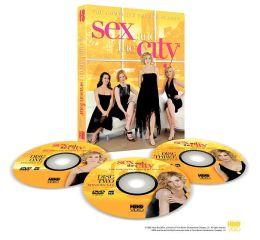 Sex and the City - Complete Fourth Season