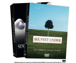 Six Feet under: Complete Seasons 1 & 2