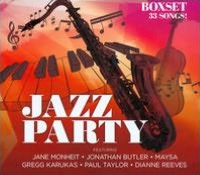 N-Coded Music: Jazz Party Boxset
