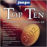 Top Ten Southern Gospel Songs of 2002