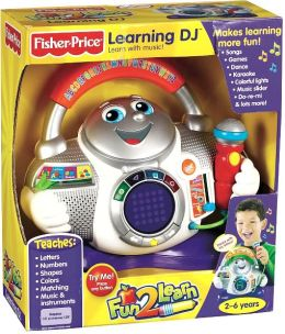 Fisher Price Learning DJ