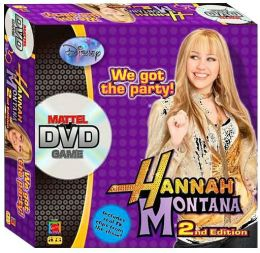 Hannah Montana DVD Game: Encore Edition