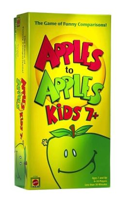 Apples to Apples Kids 7+