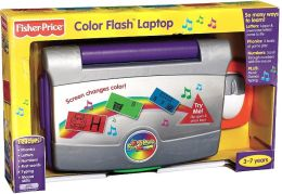 Fisher Price Color Flash Laptop