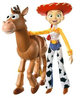 Toy Story Jessie & Bullseye Partner Pack