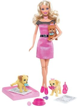 BARBIE POTTY TRAINING PUPS(tm)