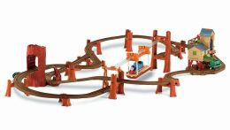 Thomas & Friends Zip, Zoom, & Logging Adventure Playset