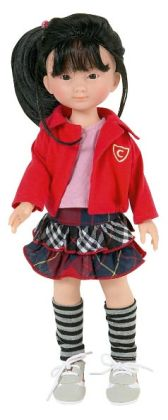 Corolle Les Cheries Capucine 13 inch Doll