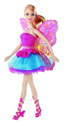 BARBIE A Fairy Secret Barbie Doll with Wings