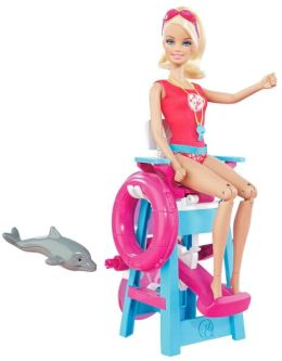 BARBIE I CAN BE...(tm) Lifeguard
