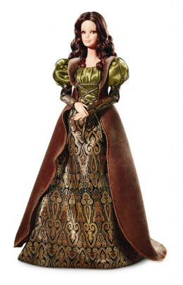 BARBIE Collector - Famous Friends - Doll Inspired by Leonardo da Vinci