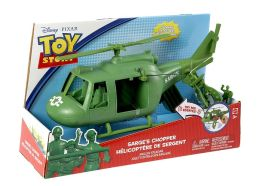 Toy Story Sarge's Chopper