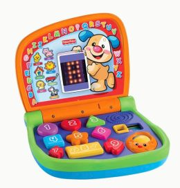Fisher-Price Smart Screen Laptop