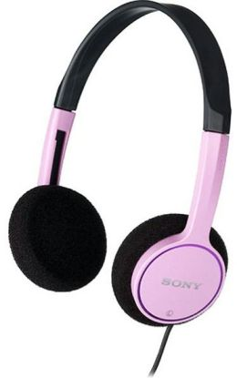 Childrens Headphones in Pink