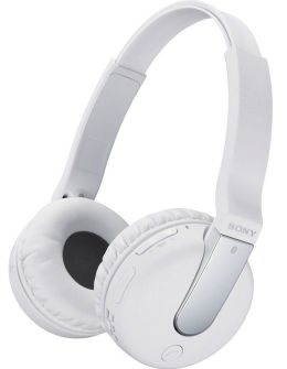 Sony DR-BTN200 NFC Bluetooth Headphones - White