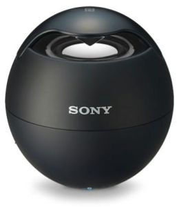 Sony SRS-BTV5 Bluetooth Wireless Mobile Speaker - Black