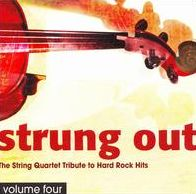 String out, Vol. 4: The String Quartet Tribute to Hard Rock Hits