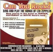 Can You Rock? Sing and Play the Songs of Led Zeppelin