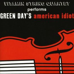 Vitamin String Quartet Performs Green Day