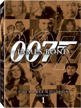 James Bond Ultimate Edition, Vol. 1