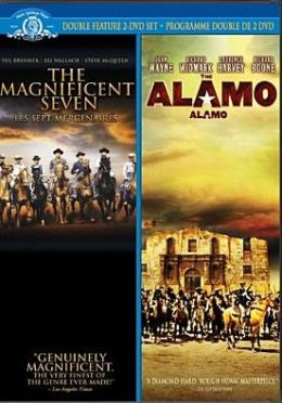 Magnificent Seven (1960) / the Alamo (1960)