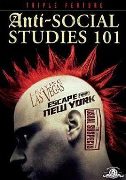 Anti-Social Studies 101