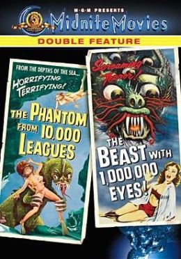 The Phantom from 10,000 Leagues & The Beast with 1,000,000 Eyes
