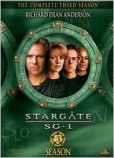 Video/DVD. Title: Stargate SG-1 - Season 3