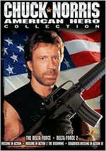 Chuck Norris: American Hero Collection