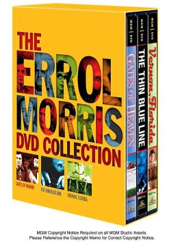 Errol Morris DVD Collection