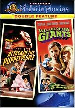 Midnite Movies: Attack of the Puppet People/Village of the Giants