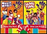 Hi-5, Vol. 2: Music Magic/Hi-5, Vol. 3: Game Time
