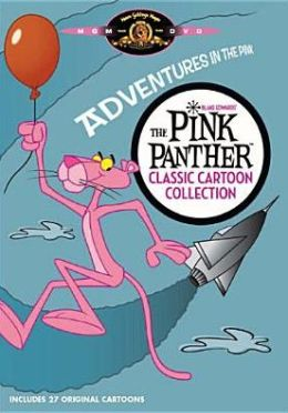 Pink Panther Classic Cartoon Collection, Vol. 2: Adventures in the Pink
