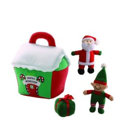 Santa's Workshop Playset