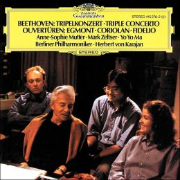 Beethoven: Triple Concerto, etc.