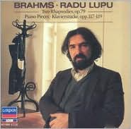 Brahms: Rhapsodies, Intermezzos, etc.