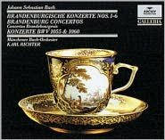 J.S. Bach: Brandenburg Concertos Nos. 1 - 6