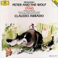 CD Cover Image. Title: Prokofiev: Peter And The Wolf, Classical Symphony, Artist: Claudio Abbado
