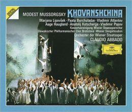 Mussorgsky: Kovanschina