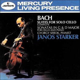 Bach: Six Suites for Solo Cello, Sonatas in G major & D major