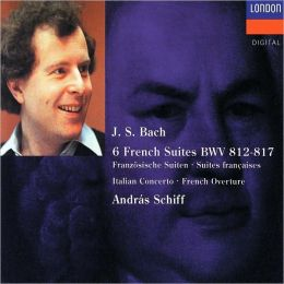 Bach: 6 French Suites