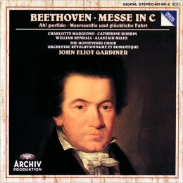 Beethoven: Mass in C, etc.