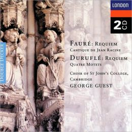 Faure: Requiem / Durufle: Requiem / Poulenc: Mass in G, etc.