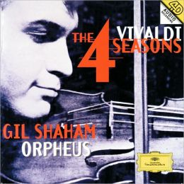 Vivaldi: The Four Seasons /  Kreisler: Violin Concerto in the Style of Vivaldi