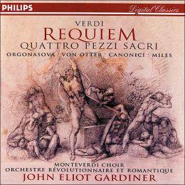Verdi: Requiem, 4 Pezzi Sacri